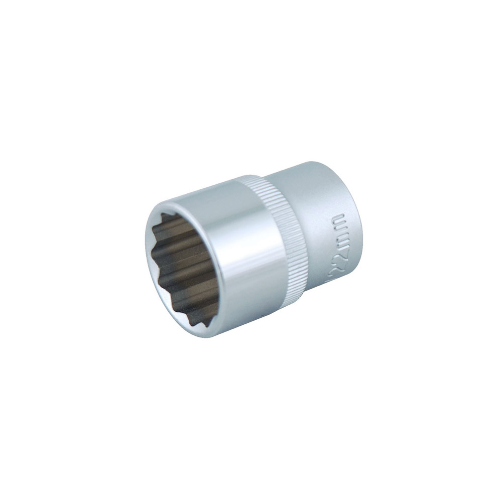 3/8 in. Drive Shallow & Deep Socket, 6-Point & 12-point, EUROPEAN STANDARD-1