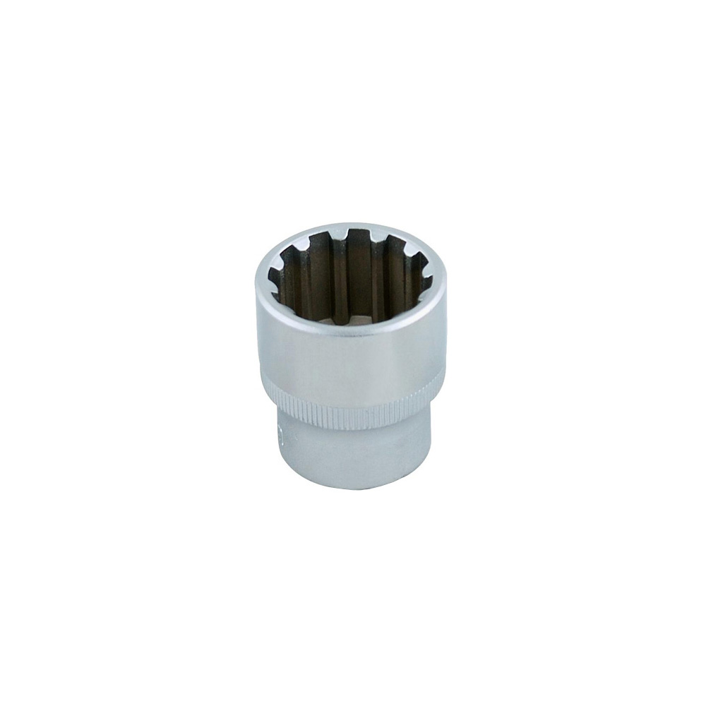3/8, 1/2 inch Drive Spline Socket - 1