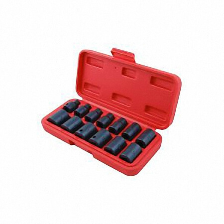 "14PC 3/8""DR. IMPACT SOCKET SET (METRIC)"