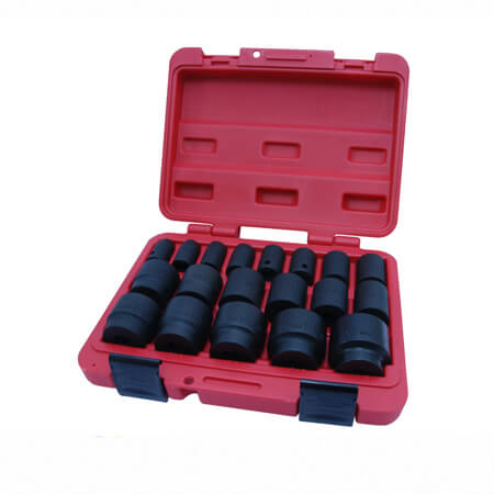 "19PC 1/2""DR. IMPACT SOCKET SET"