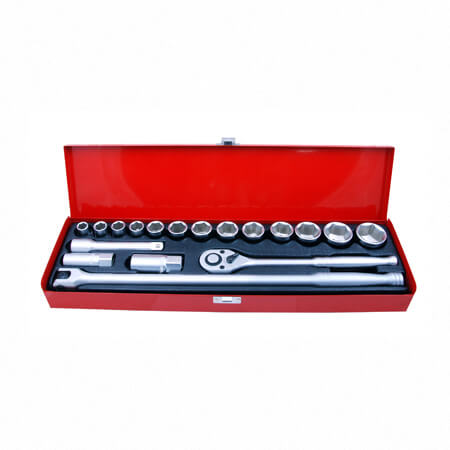 "19PC 1/2""DR. SOCKET SET (METRIC)"