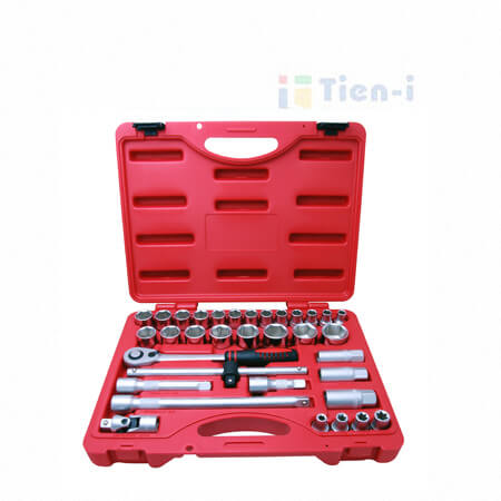 "35PC 1/2""DR. SOCKET SET-1"