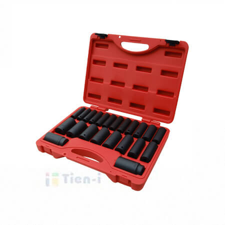 "22PC 1/2""DR. IMPACT DEEP SOCKET SET -1"