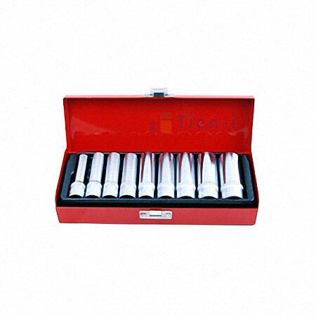 "10PC 3/8""DR. DEEP SOCKET SET"