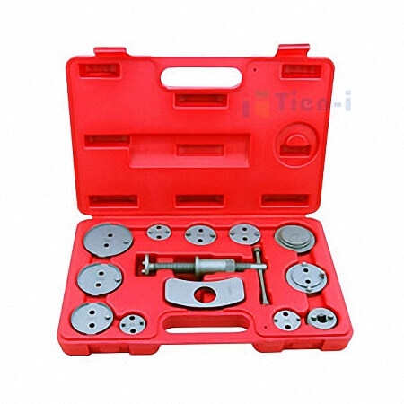 13PC DISC BRAKE WIND-BACK TOOL SET-1