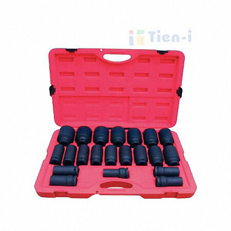 "21PC 3/4""DR. DEEP IMPACT SOCKET SET-1"