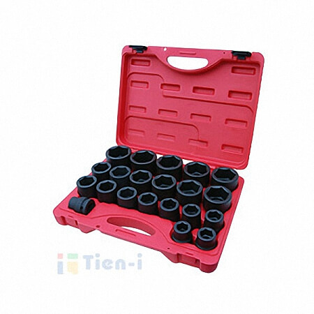 "21PC 3/4""DR. IMPACT SOCKET SET"