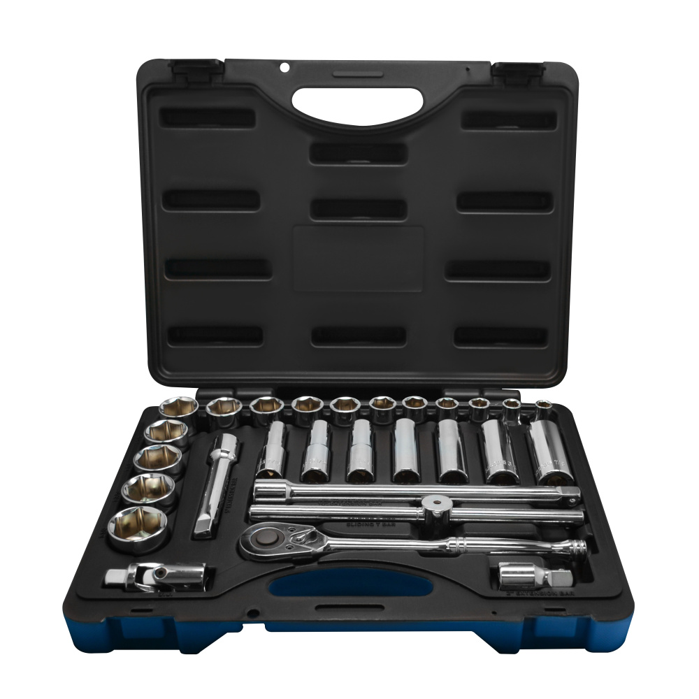 "29PC 1/2""DR. 6PT SOCKET SET (SAE)-1"