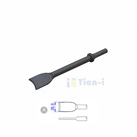 Cut-off & Ripping Air Chisel-1
