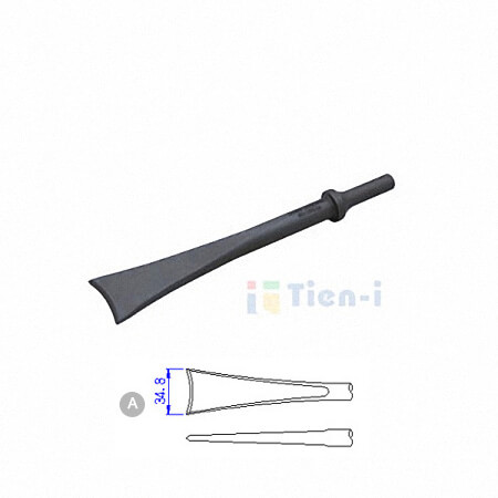Tail Pipe Air Chisel-1