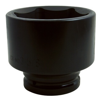 "2-1/2""DR. 6PT IMPACT SOCKET (CR-MO)"