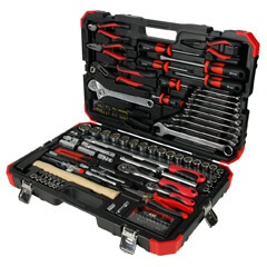 "106PC 1/4"" & 1/2""DR. TOOL KIT (MM)"