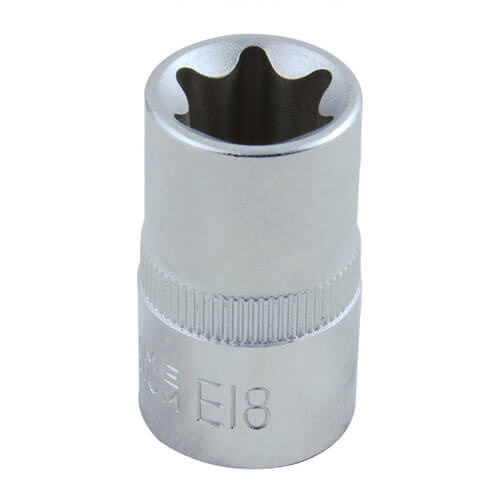 1/4, 3/8, 1/2 inch Drive Star Socket-1