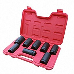 Impact Socket Set, 3/4 Inch Drive. - Tool Kit