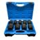 "9PC 1""DR. IMPACT SOCKET SET"
