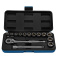 "15PC 3/8""DR. SOCKET SET"