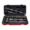 "20PC 1/2""DR. 6PT SOCKET SET (SAE)"