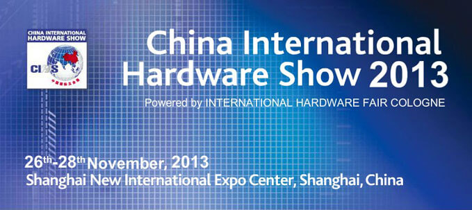 China International Hardware Show